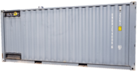 Heizcontainer